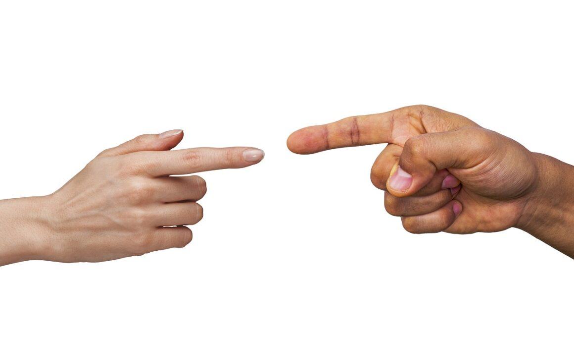 руки, пальцы, развод