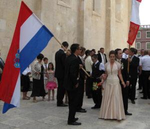 свадьба в Хорватии, Дубровник