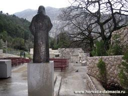 св.Леопольд, пещера, Закучац, Омиш