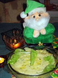 бакалар, рождественское блюдо