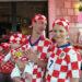 футбол, хорваты, Хорватия, символика