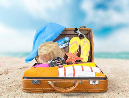 чемодан, туризм