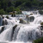 КРКа, национальный парк, Хорватии, природный, красивые места