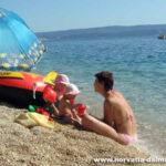 море, дети, отдых, Адриатика