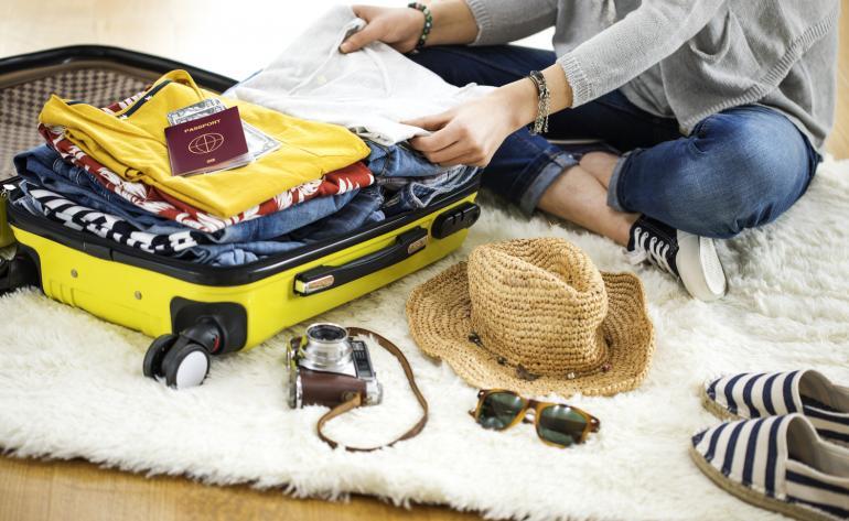 чемодан, пакуем, собираем, что с собой взять