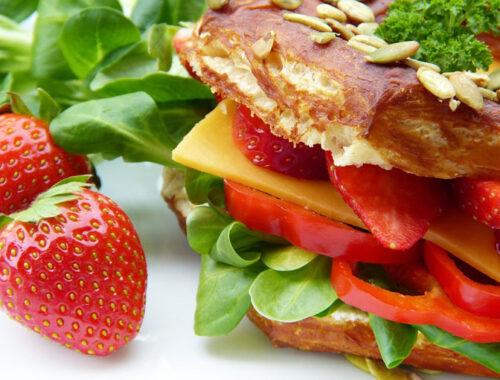 бутерброд, сендвич