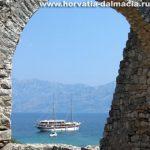 Брач, остров, бухты, море, отдых в Хорватии
