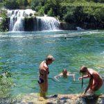 КРКа, водопады, купание, можно ли купаться