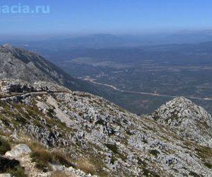 Биоково, национальный парк, природный, Хорватия, что посмотреть, где побывать, горы, красивые места