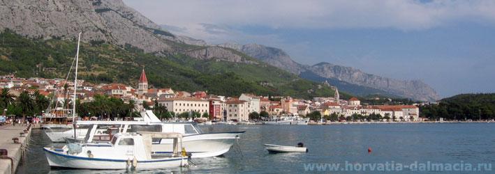 Макарска, Хорватия, курорты, отдых, отели
