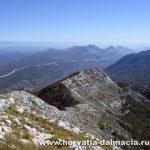 Биоково, национальный парк, природный, Макарска, Хорватия