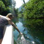 Цетина, река, Хорватия, горная, живописная