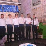 фестиваль, в Хорватии, далматинской клапы, вокал, пение, народное, фольклор