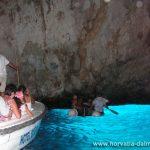 Голубая пещера, Вис, Бишево, Хорватия