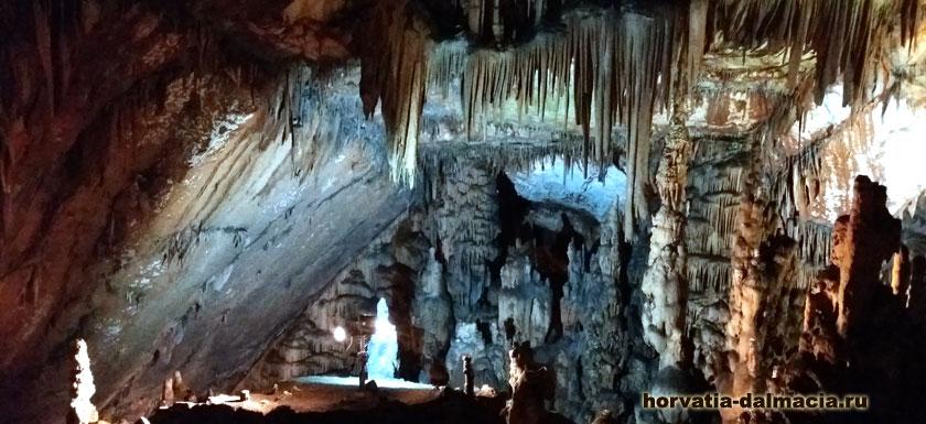 пещера, Враньяча, Хорватия, достопримечательности, природный феномен