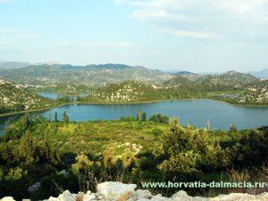 Бачинские озера, Хорватия