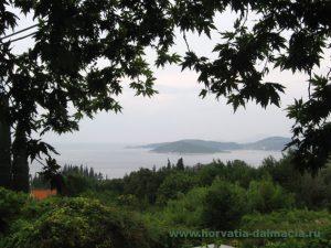 ботанический, сад, Трстено, Хорватия