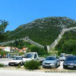 Стон, стена, соляные копи, Хорватия