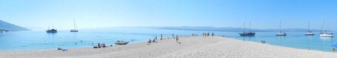 Бол, Золотой мыс, остров Брач, Хорватия.
