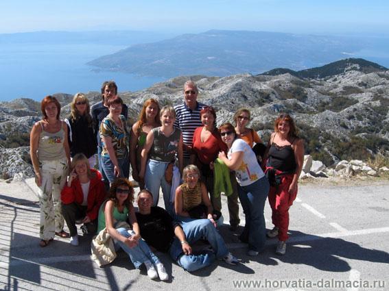 отдых в Хорватии, 2007