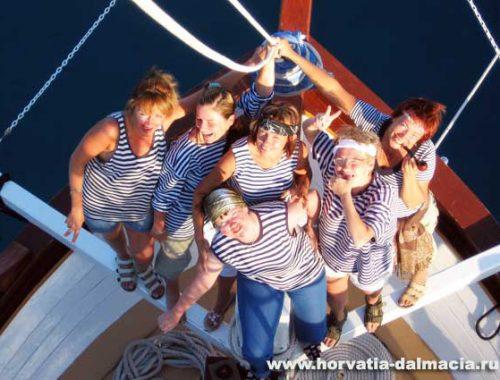 наши гости, 2009, Хорватия, Омиш