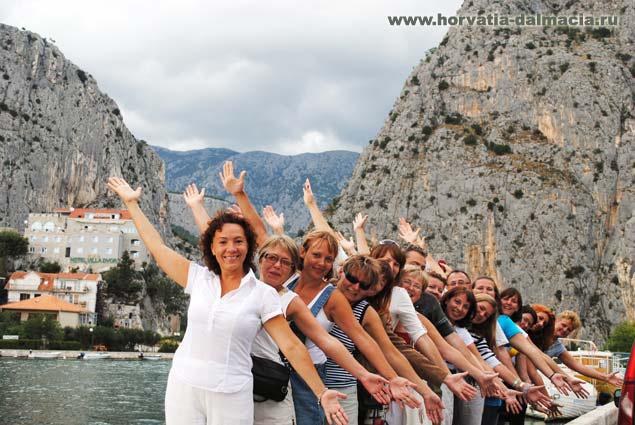 наши гости, 2010, Хорватия, Омиш