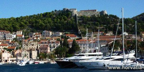 Хвар, остров, город, Хорватия, отдых, на море. курорты, солнечные, где тепло