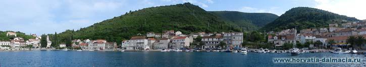 Рачишче, остров, Корчула, Хорватия