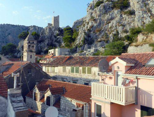Апартаменты, в Хорватии, на 4 человека, Роза