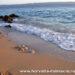 море, волны, песок, Хорватия, Адриатика