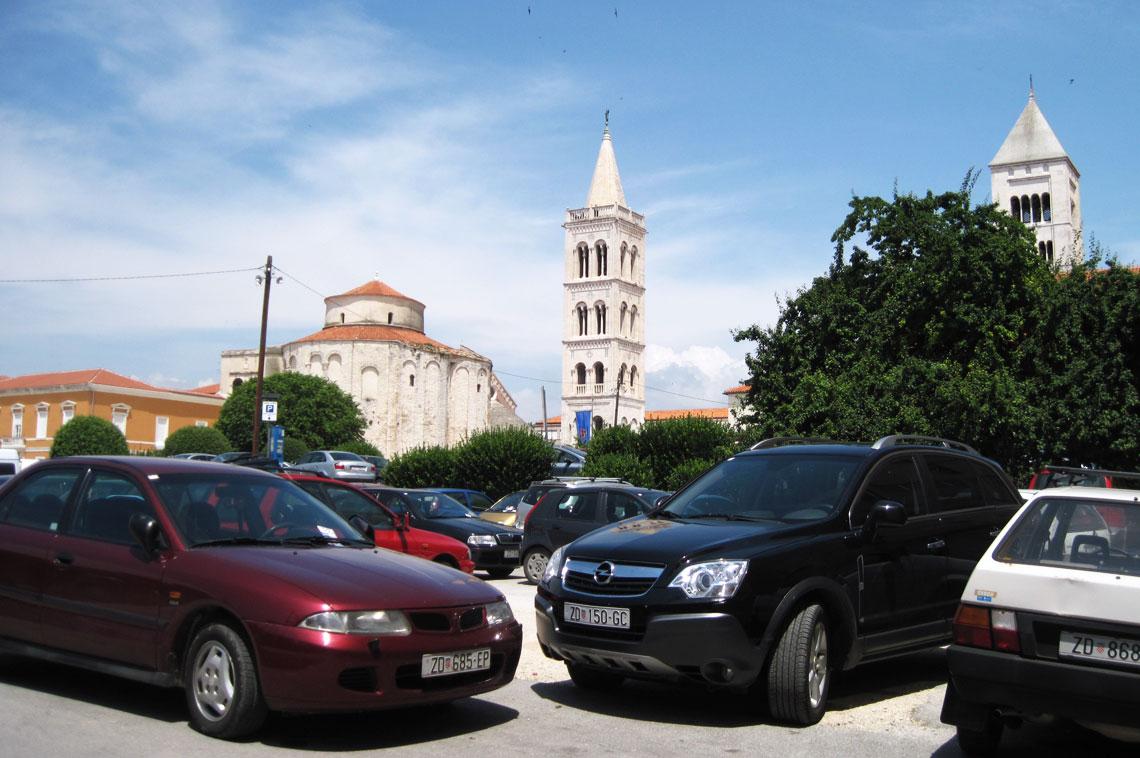 автомобили в Хорватии