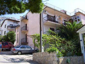 Апартаменты, Немира, Омиш, Хорватия