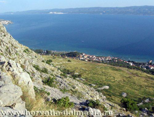 Дуче, Duce, Хорватия, курортный поселок