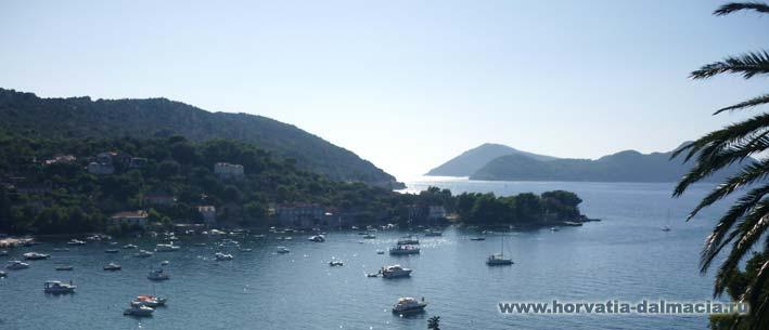 Колочеп, острова, Элафиты, Хорватия