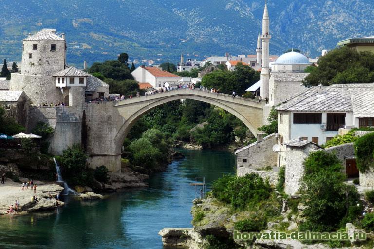 Мостар-мост
