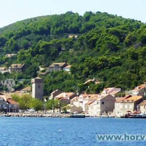 Остров Шипан, Хорватия