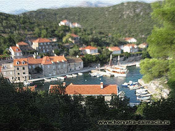 Суджурадж, остров, Хорватия