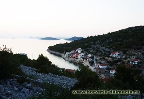 Корнаты, Zirje,, Хорватия фото, описание