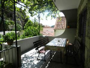 Апартаменты в Хорватии, Омиш, Анжелько