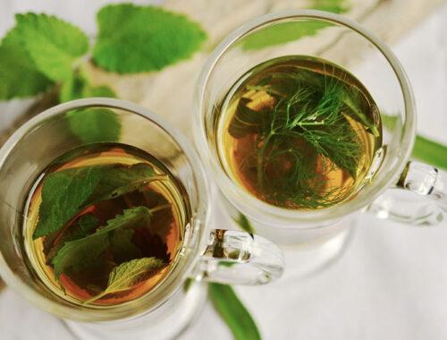 чай, травяной, мятный, анисовый