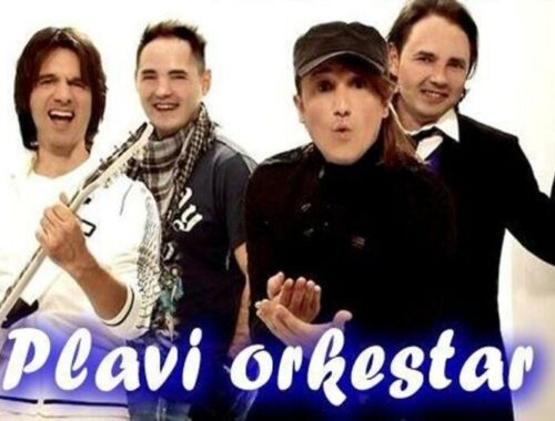 Plaviorkesrar, Голубой оркестр, Хорватия