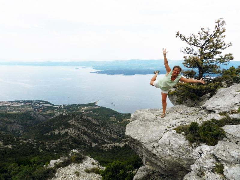 Видова Гора, остров Брач, Хорватия