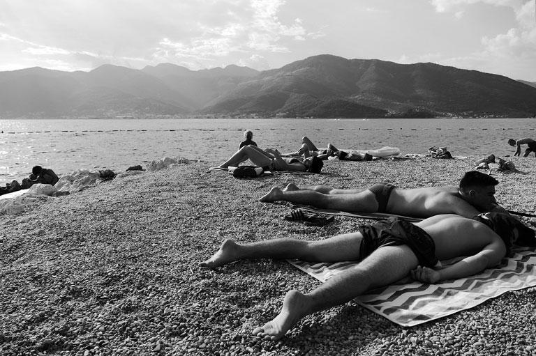 Пляж, Черногория