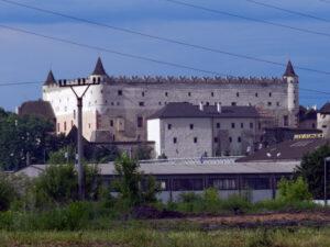 Замки в Словакии